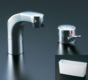 *INAX*洗面用水栓ホース引出式サーモスタット洗髪タイプ SF-815T