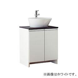 *ジャニス*LU607CS[DR-10/DR-19/DR-20]BW1 洗面化粧台 サークルラインキャビ-S ベースキャビネット 間口600mm【送料無料】
