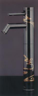 *KAKUDAI*洗面用 シングルレバー立水栓[トールタイプ]716-215-13