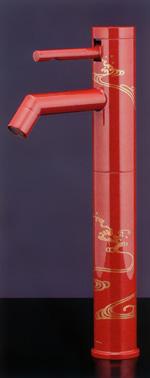 *KAKUDAI*洗面用 シングルレバー立水栓[トールタイプ]716-212-13