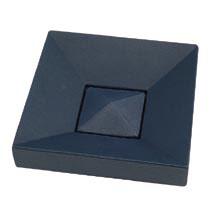 *KAKUDAI*洗面用 角型手洗器 493-017-DB[藍]