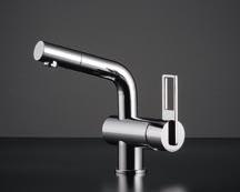 *KAKUDAI*洗面用 シングルレバー混合栓[引棒なし]183-037/183-037K