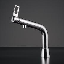*KAKUDAI*洗面用シングルレバー混合栓[引棒なし]183-036/183-036K