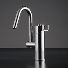 *KAKUDAI*洗面用 シングルレバー混合栓[引棒なし] 183-041/183-041K