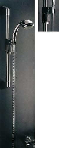 *KAKUDAI*浴室用 シャワスライドグリップバー 358-210[左右兼用]