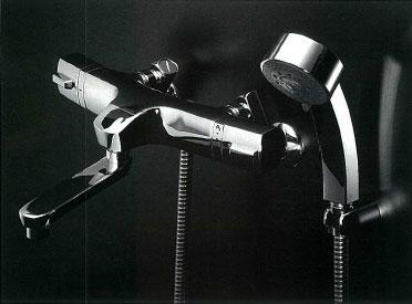 *KAKUDAI*173-206K サーモスタットシャワー混合栓 [寒冷地仕様]