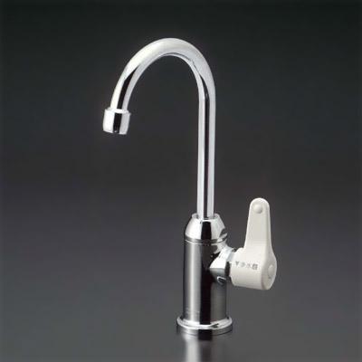【3年保証無料】*KVK水栓金具*台所水栓 浄水器付水栓 K335S