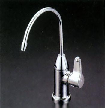 【3年保証無料】*KVK水栓金具*台所水栓 浄水器付水栓 K335GNS