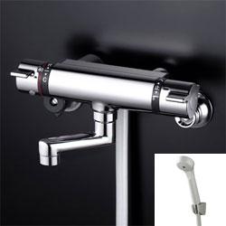 *KVK*KF800TN 水栓金具 サーモスタット式シャワー