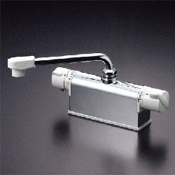 *KVK*KM771 水栓金具 デッキ形サーモスタット式混合栓