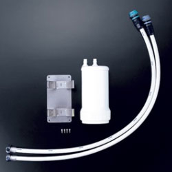 【3年保証無料】*KVK*Z38450 ビルトイン浄水器 浄水器本体一式セット