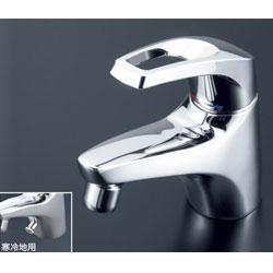 【3年保証無料】*KVK*LFB617/LFB617W 水栓金具 洗面用シングルレバー式混合栓