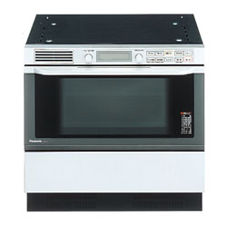 *パナソニック*NE-DB701P/NE-DB701WP ビルトイン電気オーブンレンジ 200V 熱風循環方式 2段調理 シルバー【送料・代引無料】