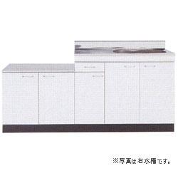 品質が *ニッサンハロー*V46-170G 公団型流し台 間口170cm/奥行き46cm:住設本舗-木材・建築資材・設備