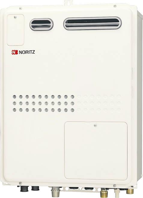 【無料3年保証/工事もご依頼で5年】*ノーリツ*GTH-2445AWXD BL ガス温水暖房ふろ給湯器 設置フリー屋外壁掛型 フルオート 24号