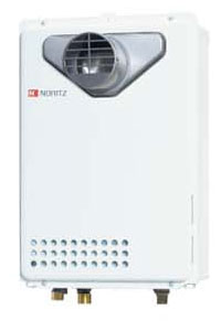 【無料3年保証/工事もご依頼で5年】*ノーリツ*GQ-2437WS-C ガス給湯器 給湯専用 屋外壁掛型 24号 PS扉内前方排気延長型
