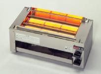 *リンナイ*RGK-62D 業務用グリル ガス赤外線グリラー[下火式] 串焼シリーズ