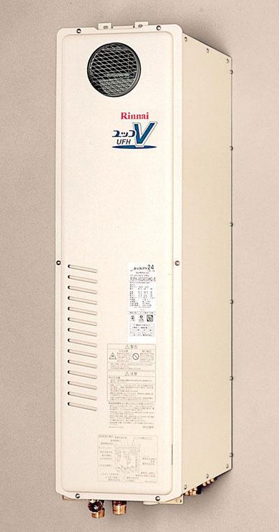 【無料3年保証/工事もご依頼で5年】*リンナイ*温水暖房熱源機 設置フリー屋外据置型 RUFH-VS2400AW2-6 [フルオート] 24号