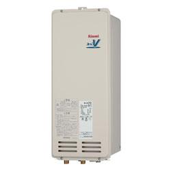 【無料3年保証/工事もご依頼で5年】【送料・代引無料】*リンナイ*RUX-VS1616B-E ガス給湯器 屋外壁掛型 [給湯専用] 16号15Aタイプ PS後方排気型