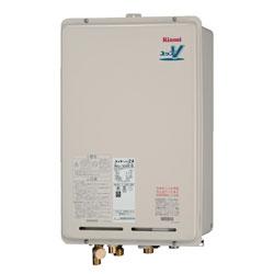 【無料3年保証/工事もご依頼で5年】【送料・代引無料】*リンナイ*RUJ-V2011B ガス給湯器 屋外壁掛型 高温供給式タイプ 20号15Aタイプ PS後方排気型