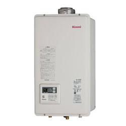 ☆【無料3年保証/工事もご依頼で5年】【送料・代引無料】*リンナイ*RUX-V1605SFFUA-E ガス給湯器 屋内壁掛型 [給湯専用] 16号20Aタイプ FF方式上方給排気