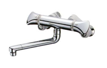 *三栄水栓金具*K1800D/K1800DK 浴室用サーモ混合栓