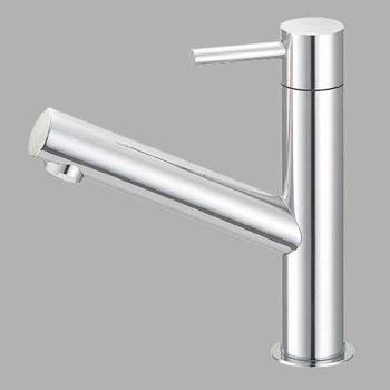 *三栄水栓*Y5075H-13 立水栓 一般地用