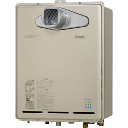 *リンナイ*RUF-E2401SAT ガスふろ給湯器 PS扉内設置前排気型 24号[オート]【送料・代引無料】