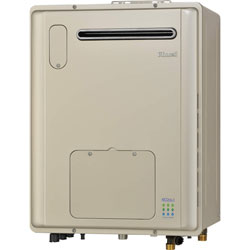 *リンナイ*RVD-E2401AW2-1 ガスふろ給湯器 温水暖房用熱源機 設置フリー屋外壁掛型 24号[フルオート]【送料・代引無料】