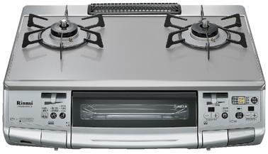 *サンウェーブ*RTSS660VGAS ガスコンロ・ガステーブル [ガラス天板] 水無両面焼グリル搭載モデル