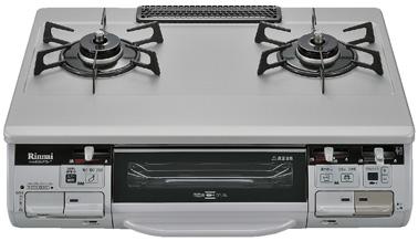 *サンウェーブ*RTSM660VFTS ガスコンロ・ガステーブル [フッ素天板] 水無両面焼グリル搭載モデル