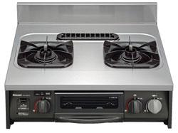 *サンウェーブ*SURG655TSSW ガスコンロ・ガステーブル [天板60cm] 片面焼グリル