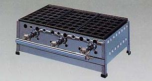 *正英[SHOEI]*UTS-528 業務用たこ焼き器 28穴スタンダード 引出し無し