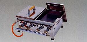 *正英 SHOEI *UGC-55 業務用ギョーザ焼器 仕切り付 修理保証 開店祝 謝礼