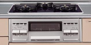 *タカラスタンダード*TN52AV60C ガスビルトインコンロ 片面焼グリル [ガラス天板60cm] 取り替え用