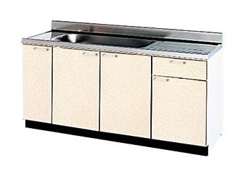 *タカラスタンダード*PY-165[L/R][PUI/PUG/PUL] 木製キッチン [P型] 流し台