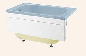 *タカラスタンダード* FCEN-120V[L/R]E1/FCEN-120V[L/R]E2 カラーステンレス浴槽 [間口120cm]