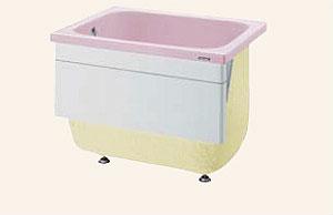 *タカラスタンダード* FCEN-90SV[L/R]E1/FCEN-90SV[L/R]E2 カラーステンレス浴槽 [間口90cm]