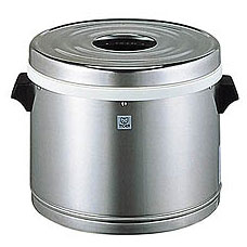 【送料・代引無料】*タイガー*JFM-390P 業務用炊飯器 ステンレスジャー 3.9L[2升2合用]