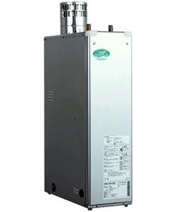 ☆*長府工産*CBS-ER4100S 石油給湯器 エコアール 貯湯式 屋外据置型 40.7kW[給湯専用]減圧安全弁必要【送料・代引無料】