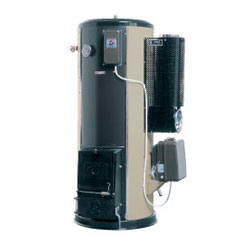 *長府製作所*LHG-4000S 石油給湯器 業務用貯湯式ボイラ 屋内据置型[給湯専用] 4万キロタイプ