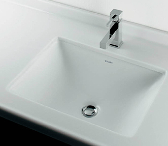 *KAKUDAI*#DU-0305490000 DURAVIT アンダーカウンター式洗面器【送料・代引無料】