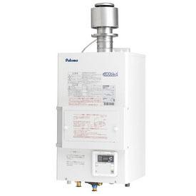 *パロマ*PH-E1600GE 業務用ガス給湯器 屋内壁掛型 排気フード対応 [給湯専用]【送料・代引無料】