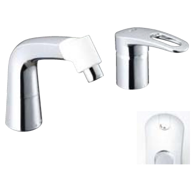 *INAX*洗面用水栓 マルチシングルレバー FWP/FYP洗面タイプ[エコハンドル] LF-HX360SYR[500] 一般地用【送料・代引無料】