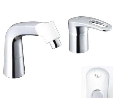 *INAX*洗面用水栓 マルチシングルレバー FWP/FYP洗面タイプ[エコハンドル] LF-HX360SYRN[500] 寒冷地用【送料・代引無料】