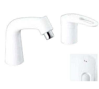 *INAX*洗面用水栓 マルチシングルレバー FWP/FYP洗面タイプ[エコハンドル] LF-HX360SYR[500]/BW1 一般地用【送料・代引無料】