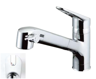 *INAX* キッチン用オールインワン浄水栓 Sタイプ JF-AB461SYX[N][JW] エコハンドル