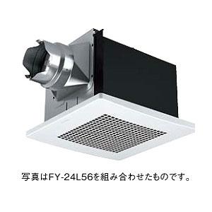 *パナソニック*FY-24BK7 天井埋込形換気扇 ルーバー別売タイプ
