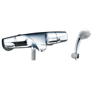 *INAX*BF-J147TNSB サーモスタット付シャワーバス水栓 エコフル多機能シャワー 寒冷地用【送料・代引無料】