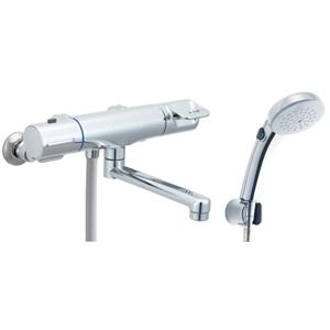 *INAX*BF-HB145TSCW サーモスタット付シャワーバス水栓 エコフルスイッチシャワー[メッキ仕様]【送料・代引無料】